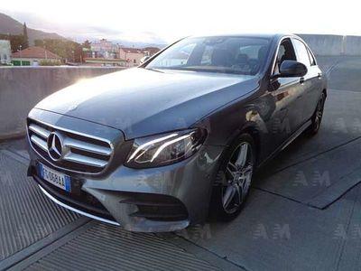 usata Mercedes E350 AMG Line - COME NUOVA - TAGLIANDI MERCEDES