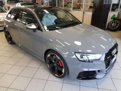 usata Audi RS3 SPB quattro s tronic superprezzo!!! Benzina