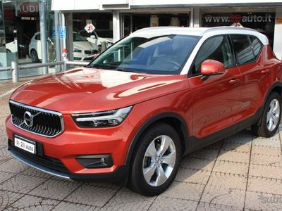 used Volvo XC40 D4 AWD Geartronic Inscription