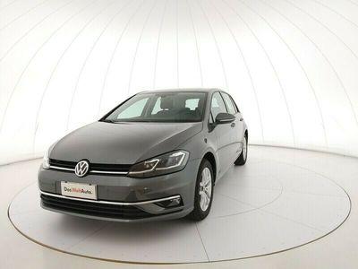 usata VW Golf 5p 2.0 tdi business 150cv dsg