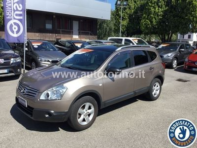 used Nissan Qashqai +2 QASHQAI +21.5 dci Visia Dpf