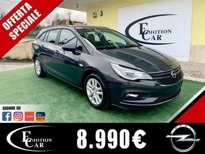 usata Opel Astra 1.6 CDTi 110CV Start&Stop Sports Tourer Business