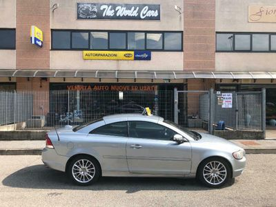 used Volvo C70 2.4 D5 20V Geartronic Summum