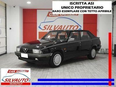 usata Alfa Romeo 75 2.0 TWIN SPARK 162B4A TETTO APRIBILE ASI RIAR rif. 10197936