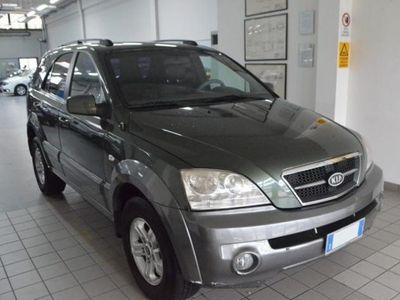 brugt Kia Sorento 2.5 16V CRDI 4WD EX Comfort del 2003 usata a Buttapietra