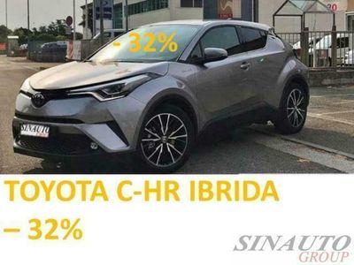 usata Toyota C-HR 1.8.H LOUNGE 2WD E-CVT MY18