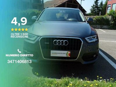 usata Audi Q3 2.0 TDI quattro S tronic
