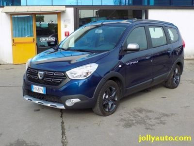 Sold dacia lodgy stepway 11 used cars for sale for Dacia duster 7 posti
