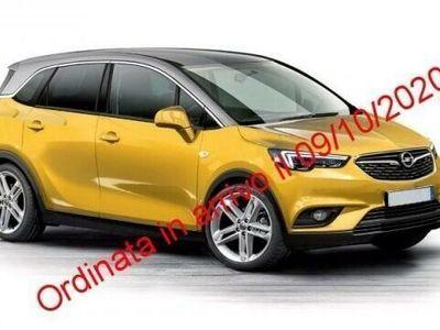 usata Opel Crossland X 1.2 Turbo 12V 110 CV Start&Stop 2020