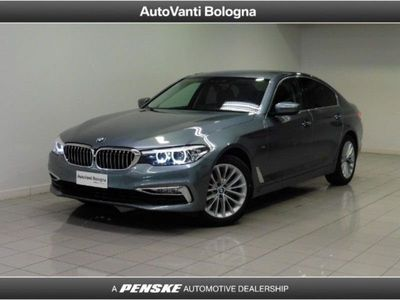 used BMW 520 Serie 5 (G30/G31) d aut. Luxury
