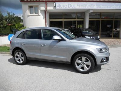 usata Audi Q5 2.0 TDI 190 CV QUATTRO S-TRO ADV PLUS