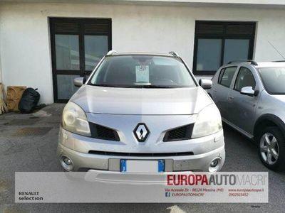 gebraucht Renault Koleos 2.0 dCi 175CV 4X4 Dynamique