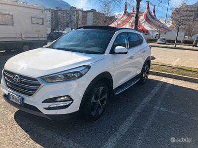 usata Hyundai Tucson 1.7 crdi 141cv dct xpossible