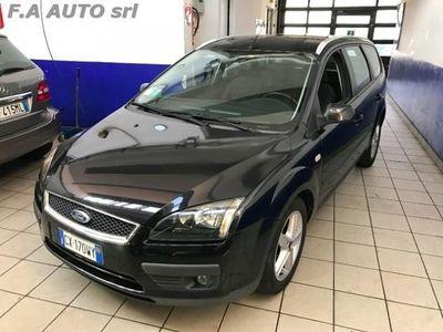 usata Ford Focus 1.6 Ti-VCT (115CV) S.W. rif. 7428468