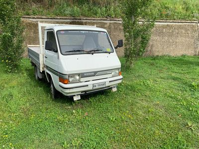 used Nissan Trade CASSONE RIBALTABILE