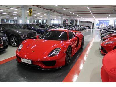 used Porsche 918 Spyder