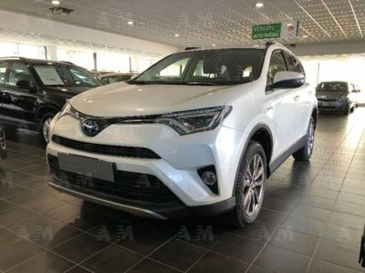 usata Toyota RAV4 Hybrid 2WD Lounge del 2016 usata a Torino