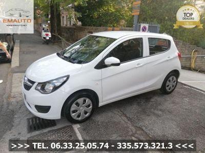 usata Opel Karl 1.0 N-JOY ADATTA A NEOPATENTATI KM CERTIFICATI