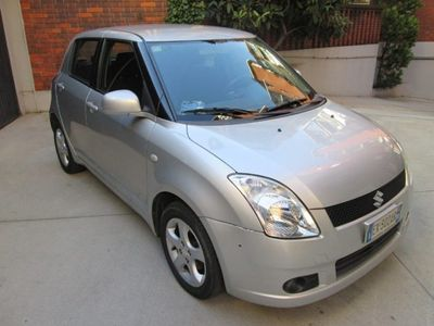 gebraucht Suzuki Swift 1.3 4x4 5 porte GL unico proprietario