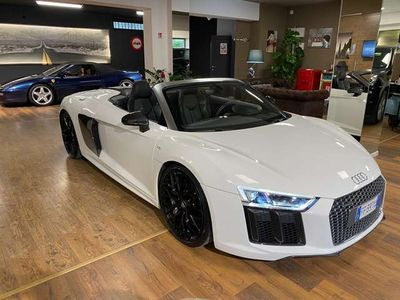 """usata Audi R8 Spyder 5.2 FSI quattro S tronic""""CARBOCERAMICA"""""""
