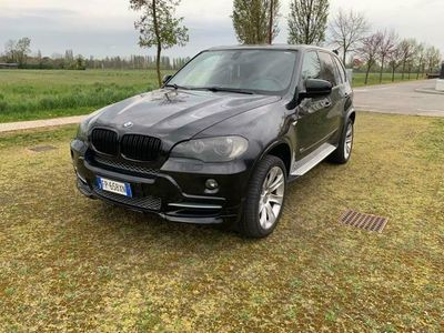 usata BMW X5 3.0d cat Futura 7 posti