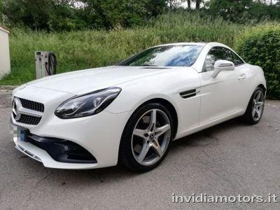 used Mercedes E250 SLC d AMG line usato