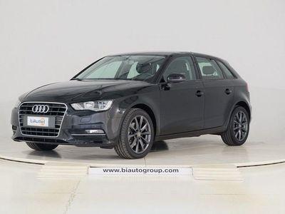 brugt Audi A3 SPB 1.6 TDI clean diesel Business