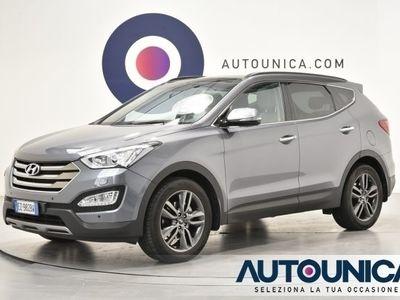 używany Hyundai Santa Fe 2.2 CRDi 4WD A/T STYLE 44.050 KM UNIPROPRIETARIO