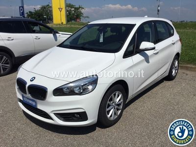 gebraucht BMW 218 Active Tourer 218 D ADVANTAGE