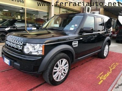 used Land Rover Discovery 4 3.0 TDV6 211CV S VAN/AUTOVETTURA