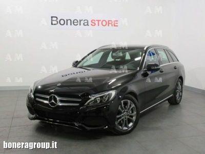 begagnad Mercedes 220 Classe C Station Wagond Auto Sport del 2018 usata a Brescia
