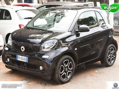 usata Smart ForTwo Coupé 1.0 Passion 71cv twinamic my18