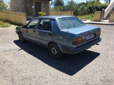 used Lancia Prisma iscrizione A.S.I - auto d'epo - 1983