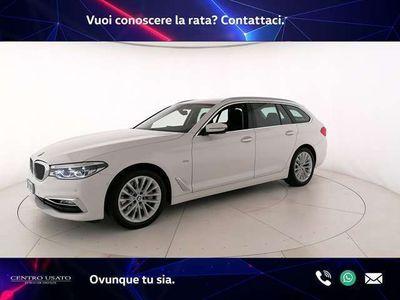 usata BMW 530 d Touring xdrive Luxury auto E6