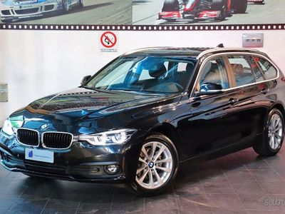 käytetty BMW 318 Serie 3 Touring d Business Advantage aut. usato