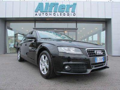 usata Audi A4 Avant 2.0 TDI 143CV F.AP. Advanced CLIMA ABS ESP