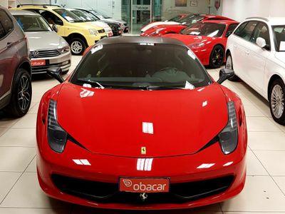 usata Ferrari 458 italia full optional tagliandi
