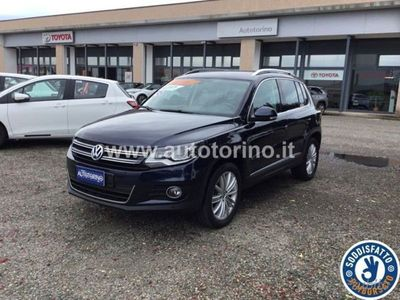 second-hand VW Tiguan 2.0 tdi Sport&Style 4motion...
