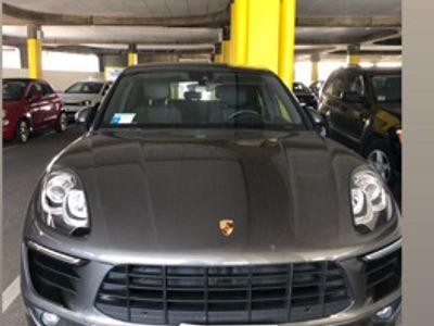 brugt Porsche Macan 3.6 Turbo Performance