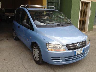 gebraucht Fiat Multipla 1.9 MJT Family