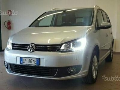 usata VW Touran 1.4 TSI Highline EcoFuel