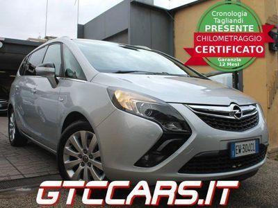 usata Opel Zafira Tourer 2.0CDti165CV Aut Cosmo NAVI 7POSTI CRONO TAGLIANDI