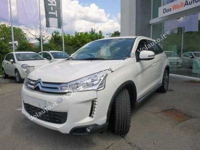 usado Citroën C4 Aircross 1.6 HDi 115 Stop&Start 4WD Exclusive