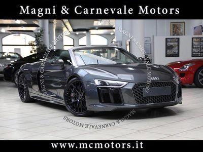 usata Audi R8 Spyder V10 - SCARICO SPORT - CARBON PACK -UFF. ITA