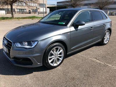 usata Audi A3 SPB 2.0 TDI 150 CV clean diesel S tro