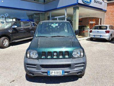 usata Suzuki Jimny 1.3i 16V