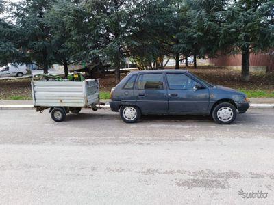 brugt Citroën AX - 1992 più attrezzatura agricola