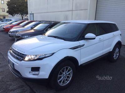 gebraucht Land Rover Range Rover evoque 2.2 TD4 150 CV 2015