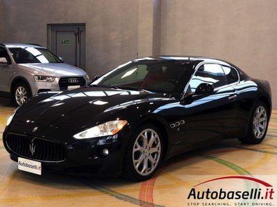 brugt Maserati Granturismo 4.2 V8 AUTOMATICA