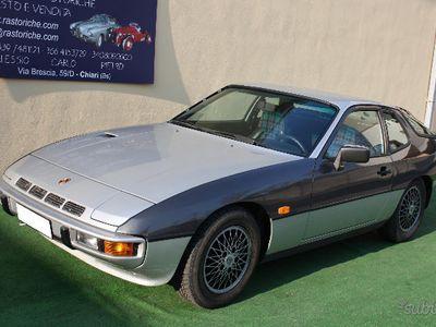 usado Porsche 924 turbo del 1979